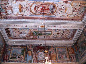 Bagnaia - Palazzo delle Logge