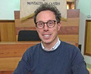 Montalto di Castro - L'assessore Marco Fedele