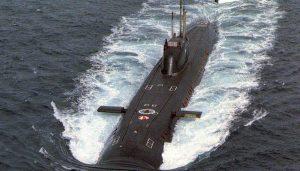 Un sottomarino