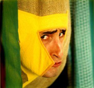 """Antonio Rezza in """"Pitecus"""""""