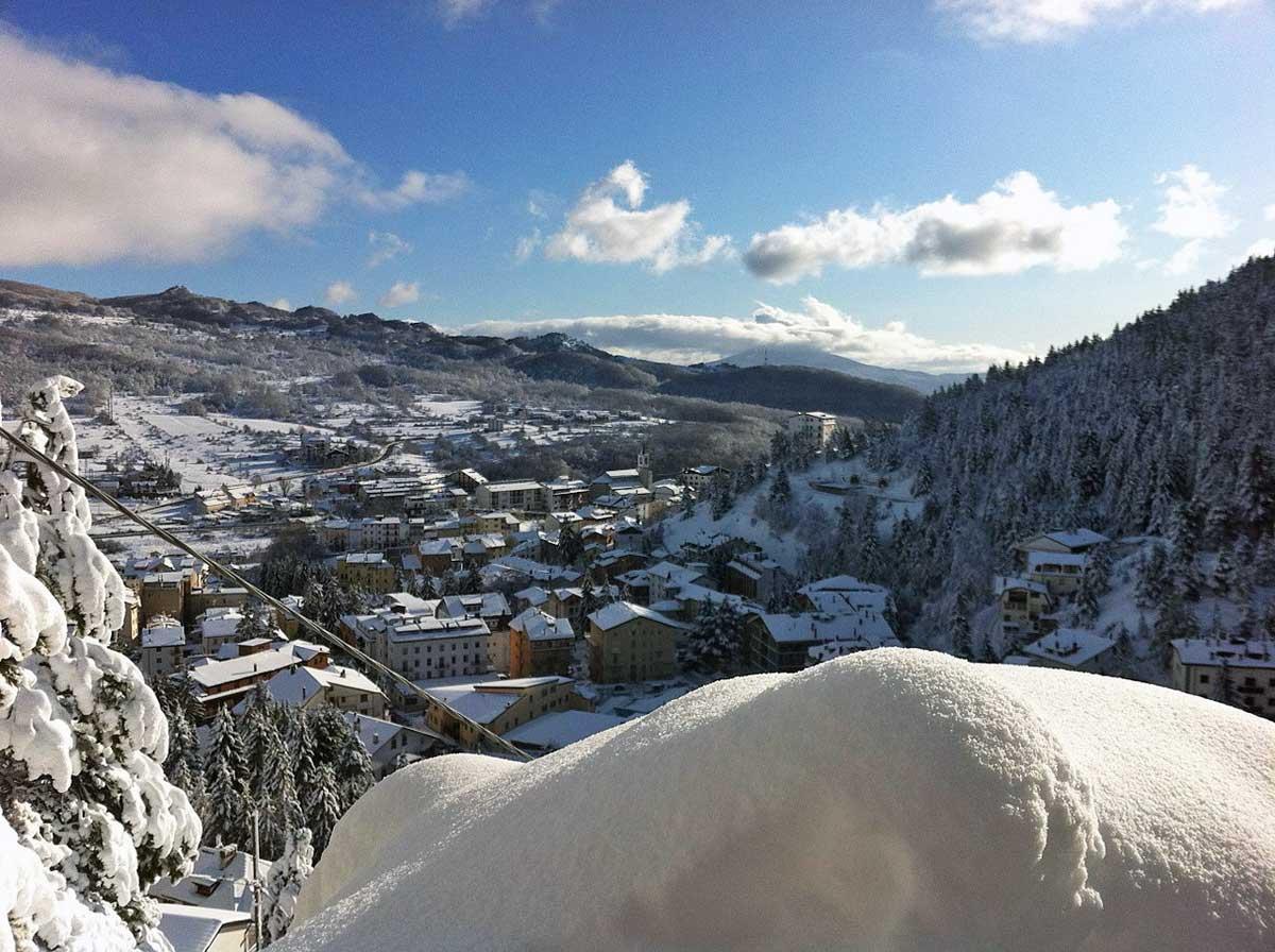 Slavina a Roccaraso su due sciatori. Facevano il fuoripista