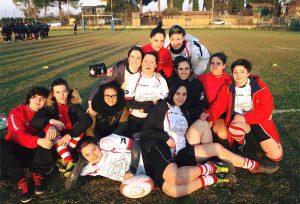 Sport - Rugby - Le ragazze del Tusciarugby