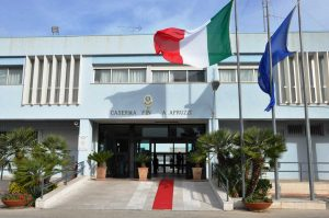 Brindisi - Guardia di Finanza