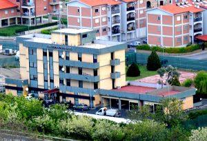 Tarquinia - La caserma di Tarquinia