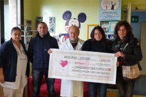 Viterbo - Le iniziative per i piccoli pazienti di Belcolle