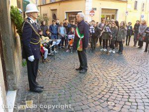 Viterbo - La città onora la Giornata della memoria