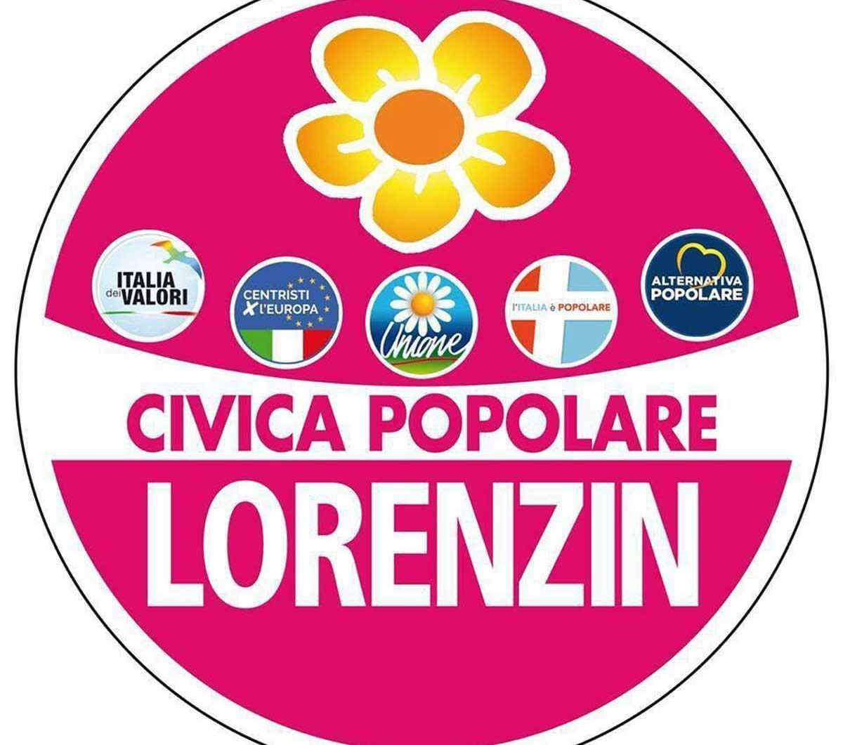 Elezioni, Lorenzin presenta il simbolo: