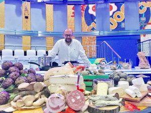 Paolo Bianchini alla Prova del cuoco