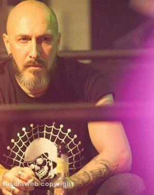 Nicola Burratti - Il tatuatore volerà ad Amsterdam il 27 febbraio