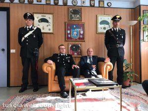 Viterbo - Spaccio e prostituzione - La conferenza dei carabinieri in procura