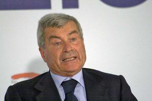 Il presidente nazionale di Confcommercio Carlo Sangalli