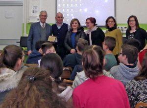 Bassano Romano - celebrata con gli studenti la giornata della memoria