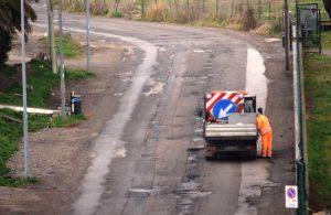 """""""A quando i lavori di asfaltatura su via campo Scolastico?"""""""