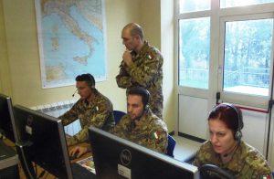 Viterbo - Scuola sottufficiali Esercito - Addestramento con Vbs