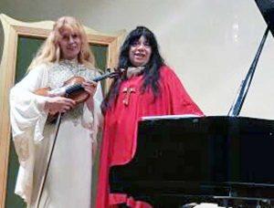 Il duo Sabatini
