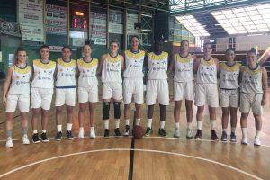 Sport - Pallacanestro - Defensor - Le ragazze in campo