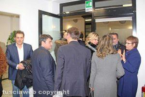 Viterbo - L'inaugurazione di Confcommercio Lazio Nord