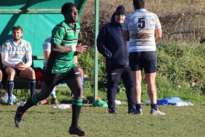 Sport - Rugby - Mamadou Sow