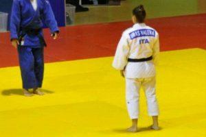 Sport - Valeria Uras del Judo club Canino