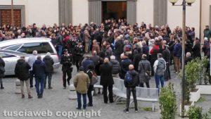 Vetralla - I funerali di Francesco Peruzzi