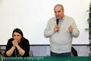Luisa Ciambella e Giuseppe Fioroni
