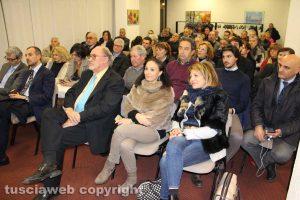 San Martino al Cimino - L'incontro Pd per formalizzare la candidatura di Ciambella