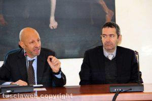 Alessandro Ruggieri e Vincenzo Sforza
