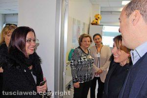 Viterbo - Nicola Zingaretti al consultorio della Cittadella della salute