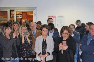 Viterbo - La presentazione del consultorio alla Cittadella della salute