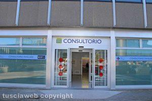 Viterbo - Il consultorio alla Cittadella della salute