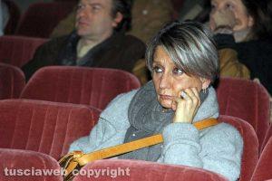 Viterbo - La consigliera comunale Maria Rita De Alexandris