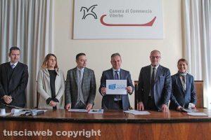 Viterbo - In Camera di commercio la presentazione della rete Tuscia Lavoro