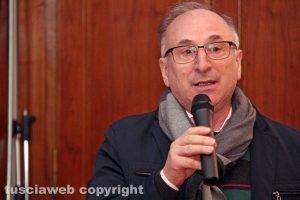 Il sindaco di Montefiascone Massimo Paolini