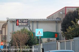 Viterbo - Operazione Birretta - Il night club sequestrato
