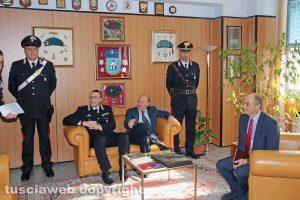 Viterbo - Operazione Birretta - La conferenza stampa in procura