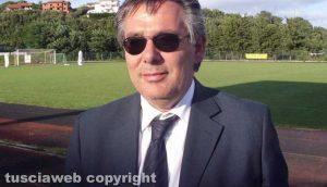 Sport - Calcio - Montefiascone - Il presidente Lorenzo Minciotti