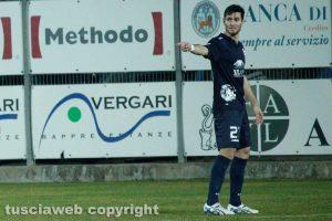 Sport - Calcio - Viterbese - Andrea De Vito