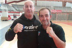 Sport - Arti marziali - Mancini e Carriles