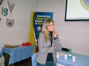 Viterbo - Maria Marotta ospite dell'associazione italiana arbitri