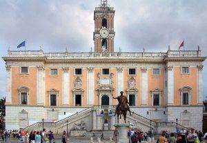 Roma - Il Campidoglio