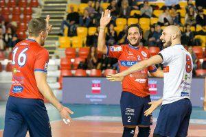 Sport - Pallavolo - Scarabeo Gcf - Il match contro Grottazzolina