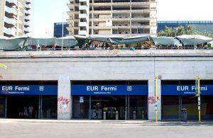 Roma - Metro B Eur Fermi