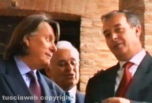 Fabrizio De André con Rosati