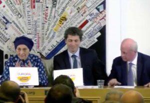 +Europa - La conferenza stampa con Emma Bonino e Bruno Tabacci