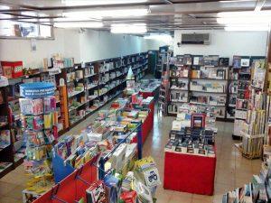 Viterbo - La libreria dei Salici