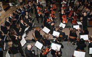 L'orchestra sinfonica Santa Croce