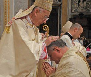 Ordinazione episcopale del vescovo Romano Rossi