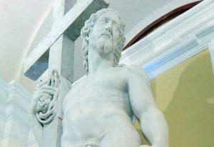 Statua del Cristo Portacroce