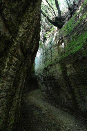 Vie Cave a Pitigliano