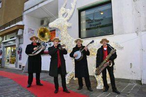Tardioli street band